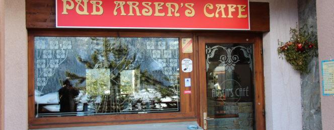 [Arsen's Cafe Pub]Arsen café
