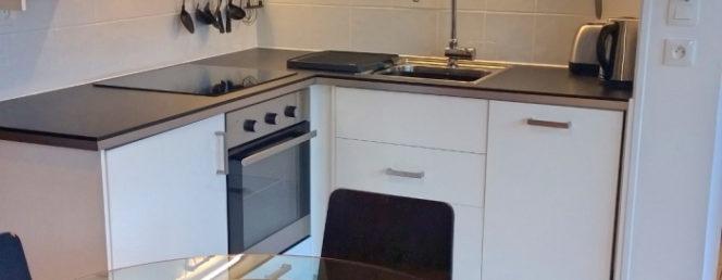 [Chalet du Verney A10]a10-kitchen