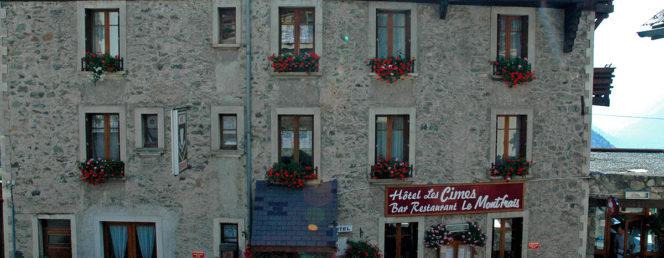 [Hôtel Les Cimes]Hôtel Les Cimes
