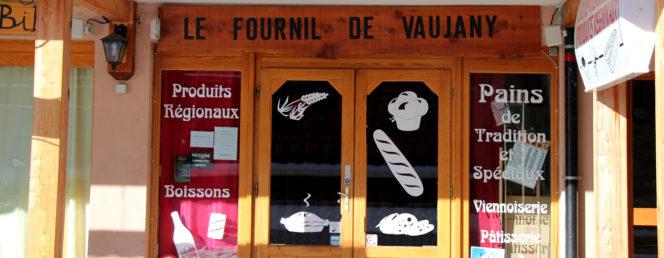 [Le Fournil de Vaujany]Le Fournil de Vaujany