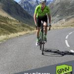 Affiche GFNY Alpes Vaujany - 29 aout