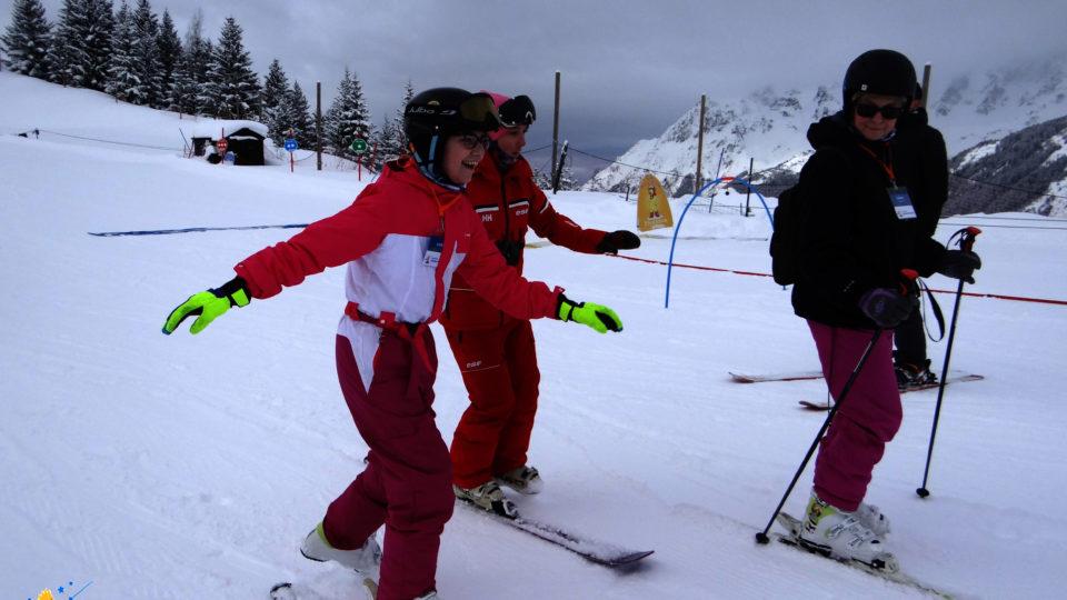 Cours de Ski (3)