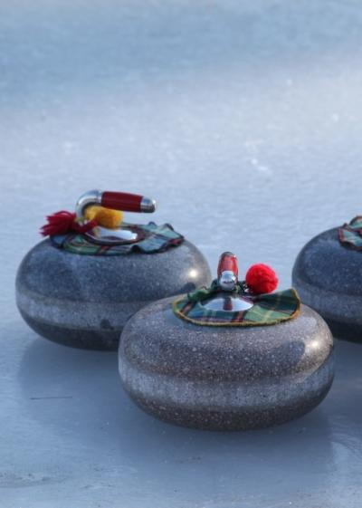 Initiation curling